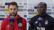 F. Karagümrük - Beşiktaş maçının ardından