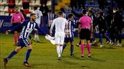 Real Madrid 3. lig takımına elendi