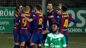 Barça uzatmada turladı