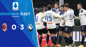 ÖZET   Milan 0-3 Atalanta