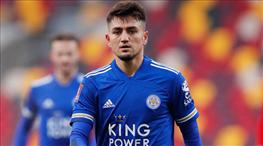 Cengiz attı, Leicester turladı