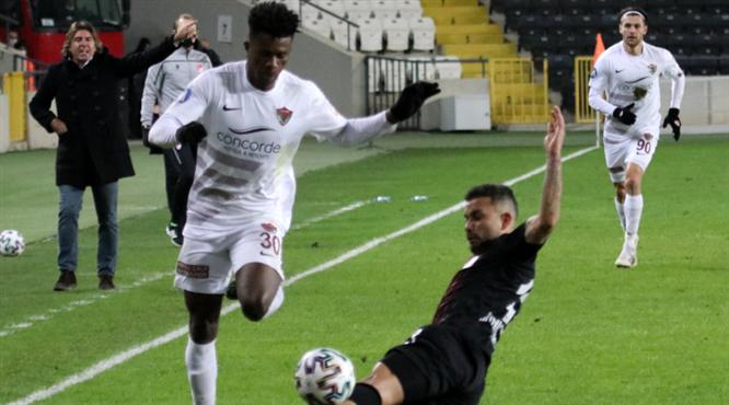 Gaziantep FK - A. Hatayspor maçının ardından
