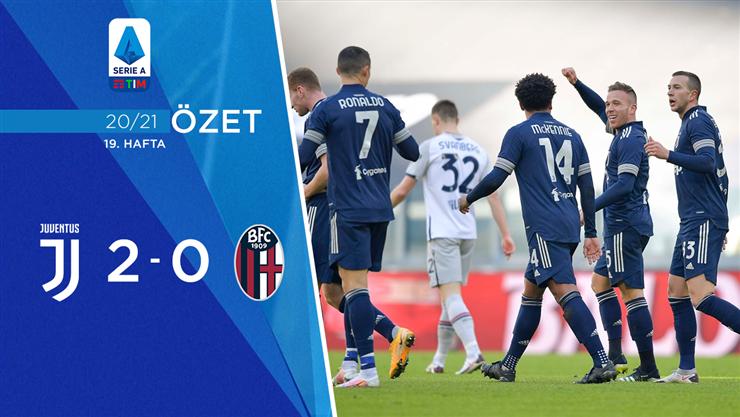 ÖZET   Juventus 2-0 Bologna