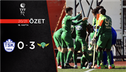 ÖZET | Tuzlaspor 0-3 Akhisarspor