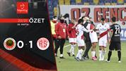 ÖZET | Gençlerbirliği 0-1 FTA Antalyaspor