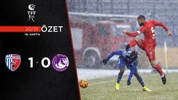 ÖZET | Ankaraspor 1-0 A. Keçiörengücü