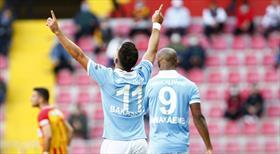 İşte Y. Kayserispor - Trabzonspor maçının golleri