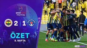 ÖZET | Fenerbahçe 2-1 Kasımpaşa