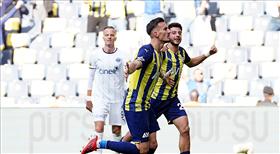 İşte Fenerbahçe - Kasımpaşa maçının tüm golleri!