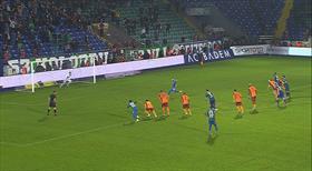 İşte maçın kader anı! 88. dakikada kırmızı kart ve penaltı...