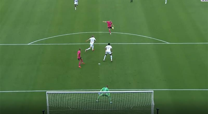 Kaleci topu göremedi! İşte Ligue 1'de haftanın 5 golü
