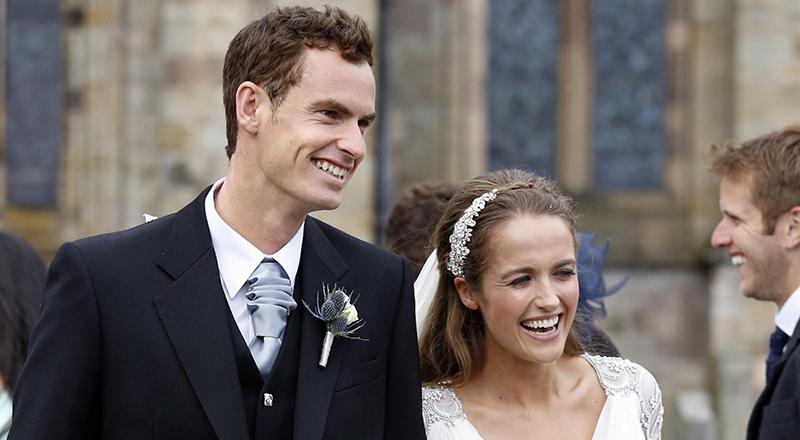 Andy Murray kaybettiği alyansını arıyor
