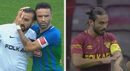 Bu görüntüler Spor Toto Süper Lig'e çok yakışıyor