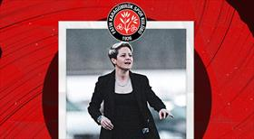 Fatih Karagümrük Kadın Takımı'na şampiyon hoca