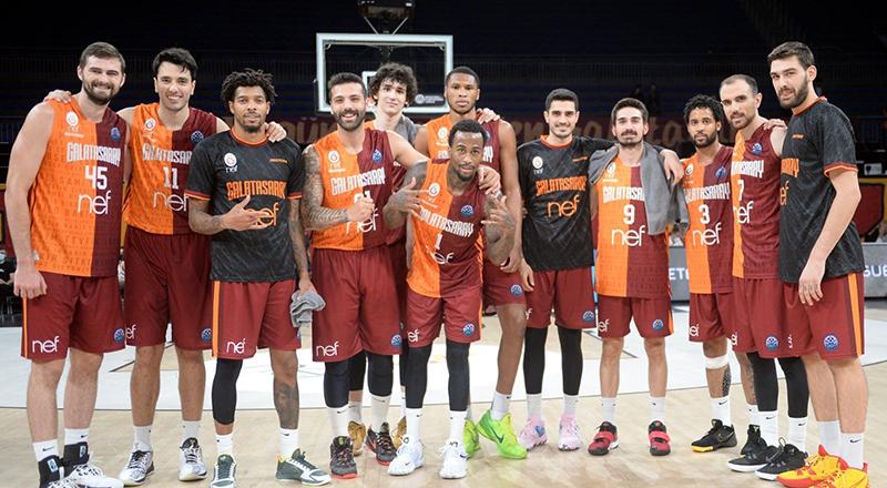 Galatasaray Nef, Igokea'ya konuk oluyor