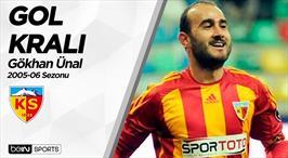 Süper Lig'in gol kralları: Gökhan Ünal