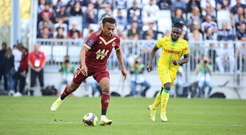 ÖZET   Bordeaux 1-1 Nantes