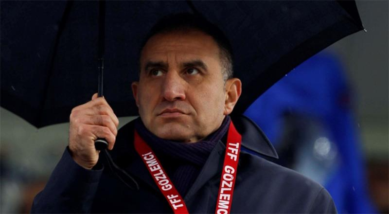 Metin Tokat istifa etti