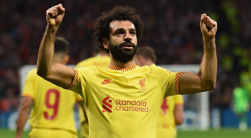 Gecenin maçında kazanan Liverpool