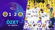 ÖZET   Fenerbahçe 1-2 A. Alanyaspor
