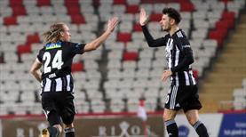 İZLE | Beşiktaş'ın beraberlik golü Vida'dan