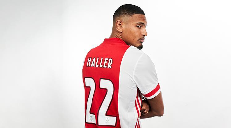 Ajax, Haller'i Avrupa Ligi'nde oynatamayacak