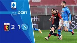 ÖZET | Genoa 2-1 Napoli
