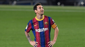 Son 10 yılın en iyi futbolcusu Messi seçildi