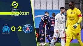 ÖZET | Marsilya 0-2 PSG
