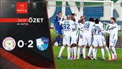 ÖZET | Ç. Rizespor 0-2 BB Erzurumspor