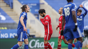 Leicester, Liverpool'u 7 dakikada bitirdi