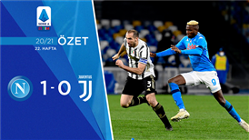 ÖZET | Napoli 1-0 Juventus