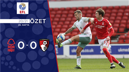 ÖZET | Nottingham Forest 0-0 Bournemouth