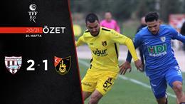 ÖZET | RH Bandırmaspor 2-1 İstanbulspor