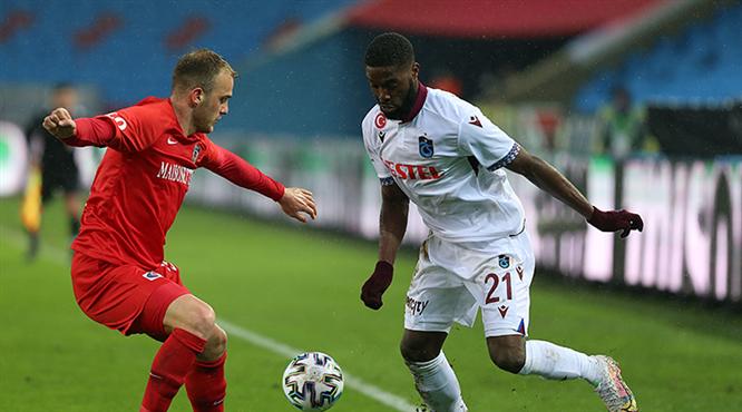 Trabzonspor - Gaziantep FK maçının ardından