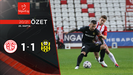 ÖZET | FTA Antalyaspor 1-1 Y. Malatyaspor