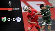 ÖZET | Bursaspor 0-0 Tuzlaspor