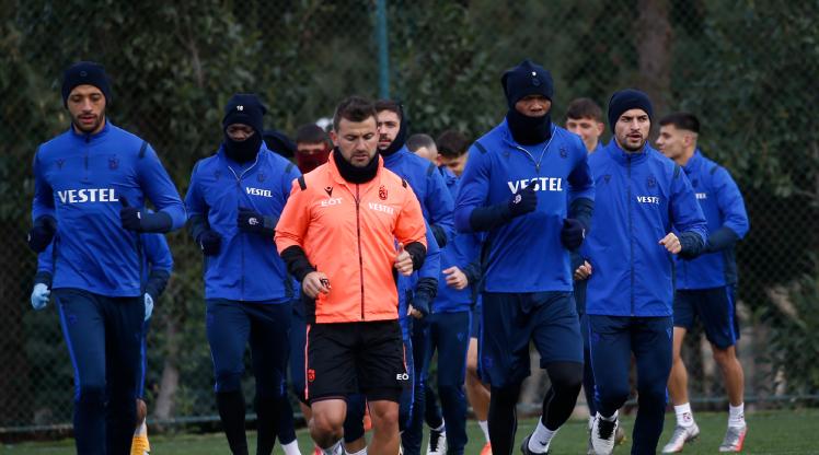 Trabzonspor'un İstanbul kafilesi netleşti