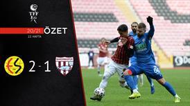 ÖZET | Eskişehirspor 2-1 RH Bandırmaspor