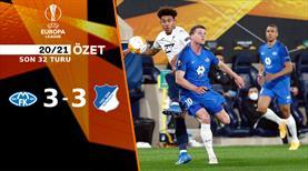 ÖZET   Molde 3-3 Hoffenheim