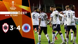 ÖZET   Royal Antwerp 3-4 Rangers