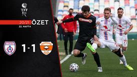 ÖZET | Altınordu 1-1 Adanaspor