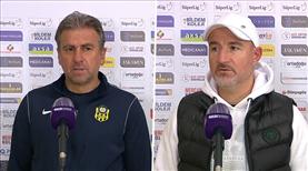 Y. Malatyaspor-İH Konyaspor maçının ardından