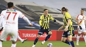Fenerbahçe - Göztepe maçının notları