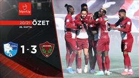ÖZET | BB Erzurumspor 1-3 A. Hatayspor