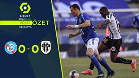 ÖZET | Strasbourg 0-0 Angers