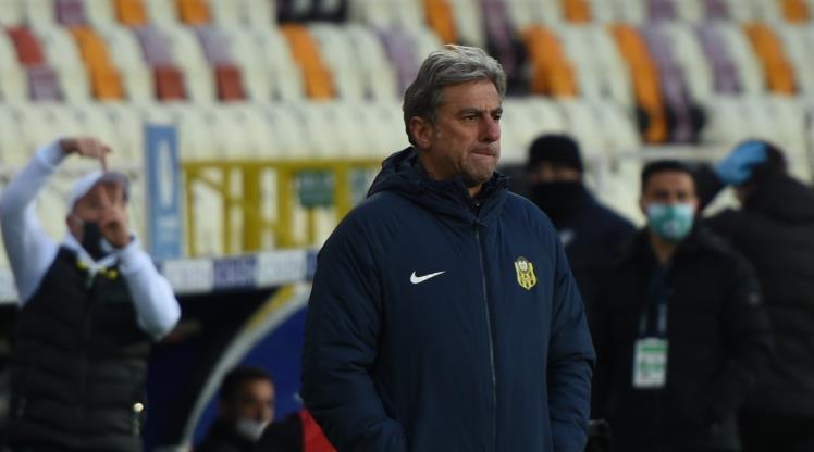 Y. Malatyaspor'da Hamzaoğlu ile yollar ayrıldı