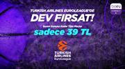 THY Euroleague'de Türk Takımları Karşı karşıya!