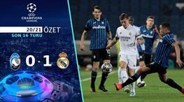 ÖZET   Atalanta 0-1 Real Madrid
