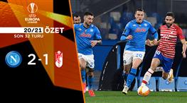 ÖZET   Napoli 2-1 Granada